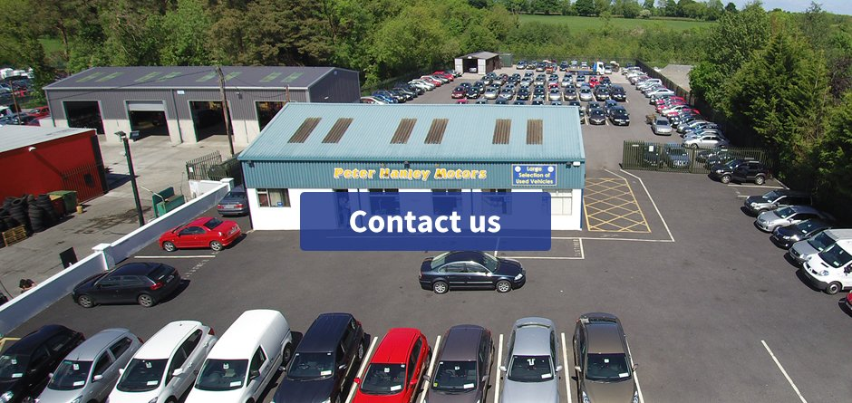 Contact Peter Hanley Motors - Premier Used Car Dealers in Longford
