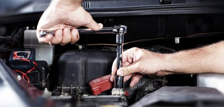 Car Servicing at Peter Hanley Motors